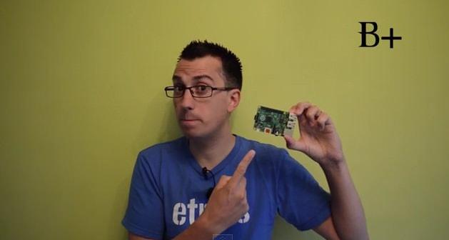 35ドル PC「Raspberry Pi」に USB ポートが増設された「B+」登場