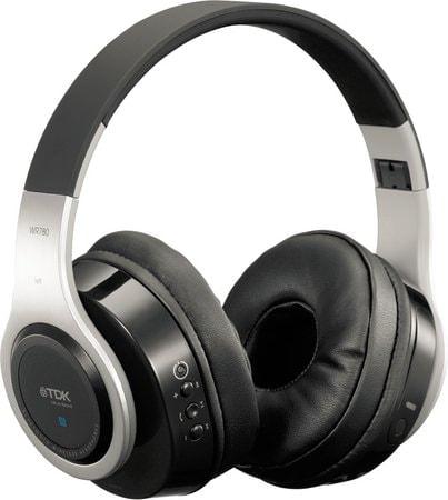 TDK Life on Record ブランド、スマホの各種操作が可能なワイヤレスヘッドホンを発売