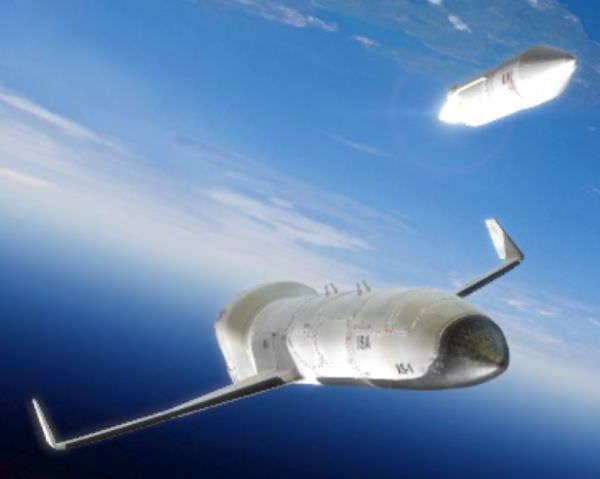 ボーイング、再利用で衛星の打ち上げコストを削減できる「XS-1」デザインを発表