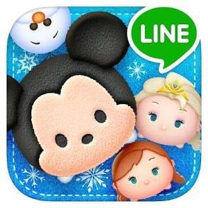 「LINE GAME」の「LINE:ディズニー ツムツム」、世界累計2,000万ダウンロード突破