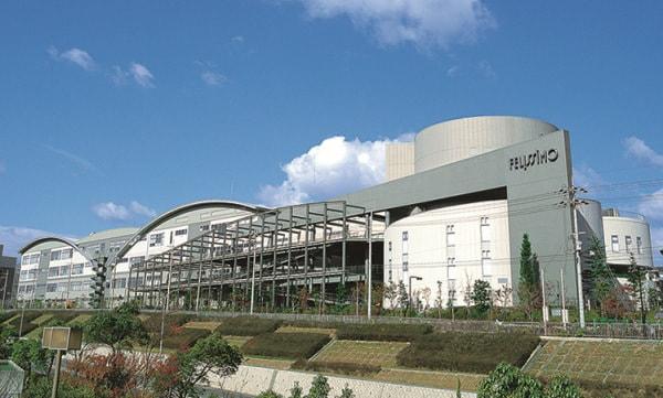 フェリシモの物流センター(神戸市須磨区)