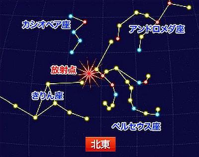 8月12日は「ペルセウス座流星群」 ― ウェザーニューズが全国の天気予報を発表
