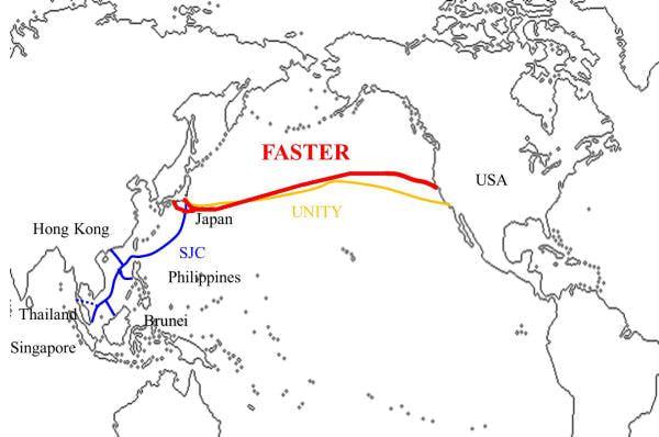 NEC、KDDI や Google などから太平洋横断大型光海底ケーブルを単独受注