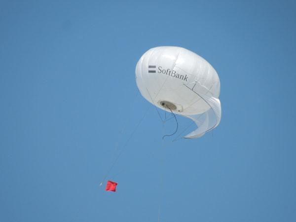 コミケに登場する「空飛ぶ Wi-Fi 基地局」--実は災害用システムを改良したもの