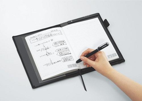 手書きしたメモをすぐデータ化する紙のノート「CamiApp S」--カメラもスキャナも不要