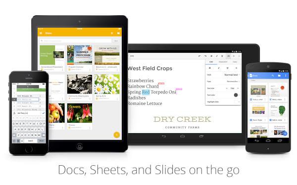 iPhone・iPad でパワポを編集できる無料アプリ「Google スライド」が公開
