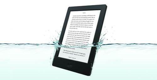楽天 Kobo、防水/防塵の電子書籍リーダー「Kobo Aura H2O」発表、国内販売は未定