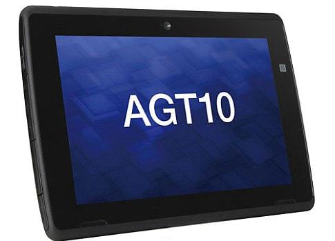 NEC、外食業や製造現場向けの10.1型 Android タブレット発売--手袋をしたままの操作  に対応