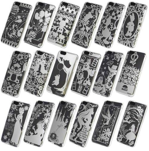 ディズニーの iPhone 6 対応カスタムカバー!