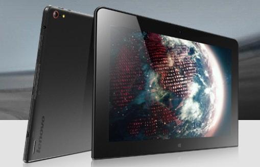 レノボ、高速データ通信 LTE 対応「ThinkPad 10 for SoftBank」、9月16日発売