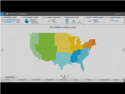 米 IBM、自然言語コグニティブサービス「Watson Analytics」を発表