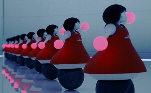 村田、可憐な「チアリーダー」ロボット公開--2足歩行ならぬ「ボール歩行」が特徴