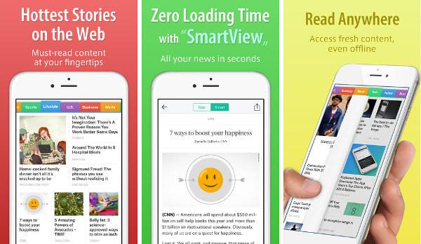 ニュースアプリ「SmartNews(スマートニュース)」刷新--米国の話題もまとめ読み可能に