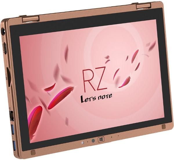 ノート PC「Let's note(レッツノート)」に重さ 745g の10.1型モデル「RZ4」-- 16万円前後から