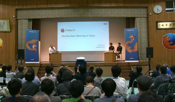 au、Firefox OS スマホを12月に発売