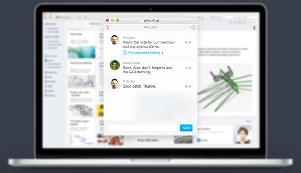 Evrenote拡充、チャット機能、関連するノート同士を結びつける機能が追加へ