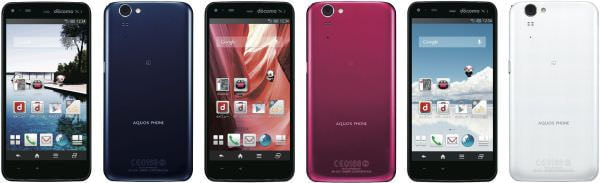 ドコモ、「AQUOS PHONE ZETA SH-01F」向け Android 4.4 を公開、機能改善やバグ修正も