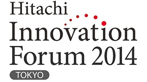 Hitachi Innovation Forum 2014 ロゴ