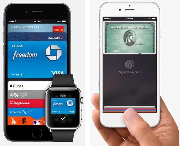 Apple、モバイル決済サービス「Apple Pay」を米国で10月20日に開始