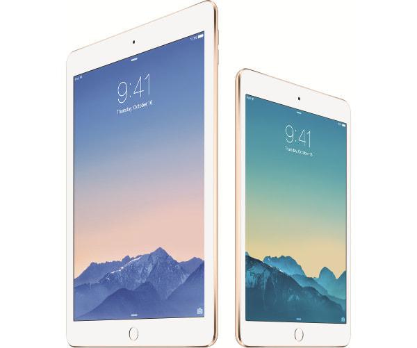 au、新型 iPad など向けにデータシェア対応のプリペイドプラン-- iPad Air・mini Retinaの下取りも開始