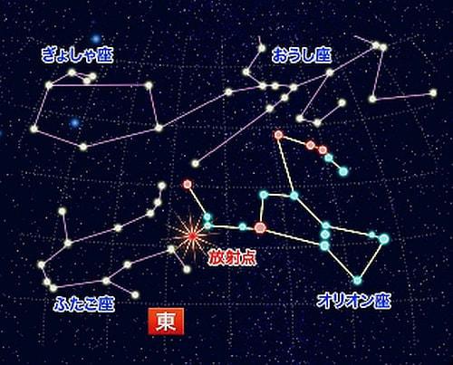 「オリオン座流星群」、明日(10月21日)観測ピーク! ― ウェザーニューズが最新の天気傾向を発表