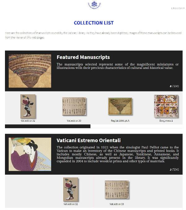 バチカン図書館、デジタル化した貴重な文献を公開-- NTT データがシステム構築