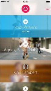 ビデオでチャットできるアプリ「Skype Qik」