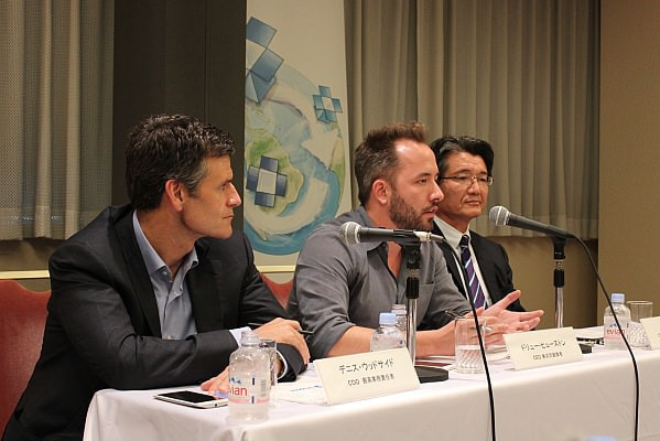 Dropbox が日本で本格展開--1年半で200%の伸びに自信
