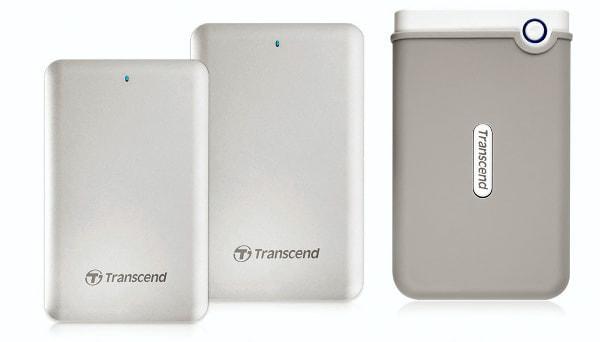 また Mac 用か -- Thunderbolt 接続の外付け SSD 発売、トランセンド