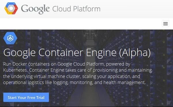 Google のクラウド上で Docker を運用できる「Container Engine」など発表