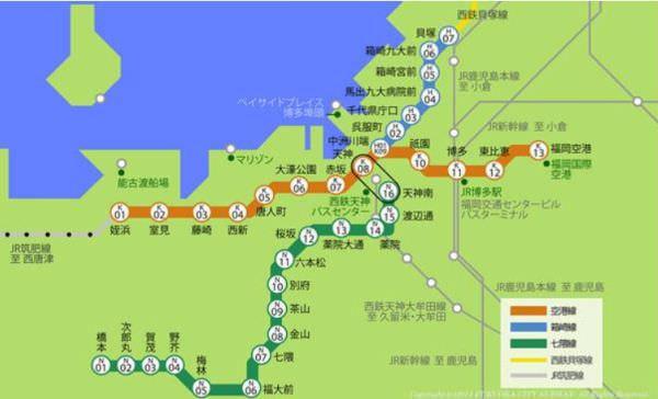 UQ WiMAX、福岡市地下鉄で「WiMAX 2+」サービスを開始