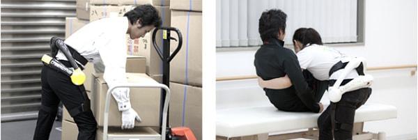 介護支援用装着型ロボットに初の国際安全規格