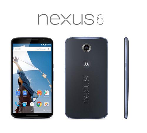 ワイモバイル、最新 OS「Android 5.0 Lollipop」搭載スマホ「Nexus 6」を発売へ