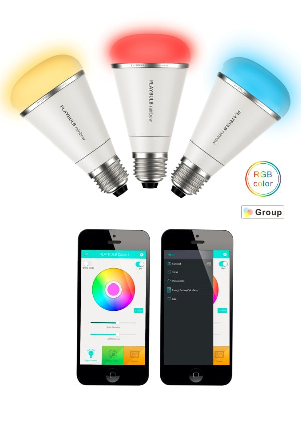 PLAYBULB RAINBOW