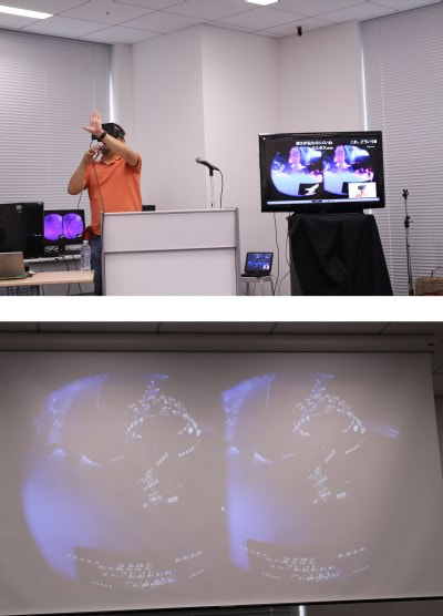 ドワンゴと NTT が共同研究の成果を発表、「小林幸子の全天球映像 VR ライブ」はこうして実現させた