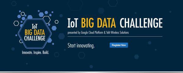 英 Telit が Google Cloud Platform と IoT ビッグデータアプリのコンテスト