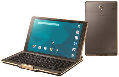 ドコモが8.4型タブレット「GALAXY Tab S 8.4 SC-03G」発売、KDDI は10.5型