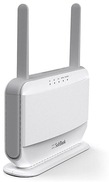 ソフトバンク BB、工事不要の家庭向け Wi-Fi ルーター サービス「SoftBank Air」、月額3,696円から