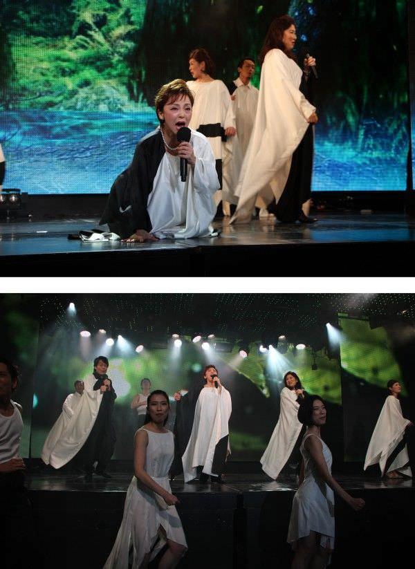 発表会で一部が披露された 「劇団四季FESTIVAL! 扉の向こうへ」