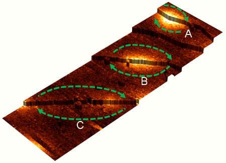 物質・材料研究機構、原子層超伝導体に形成されるジョセフソン接合を発見