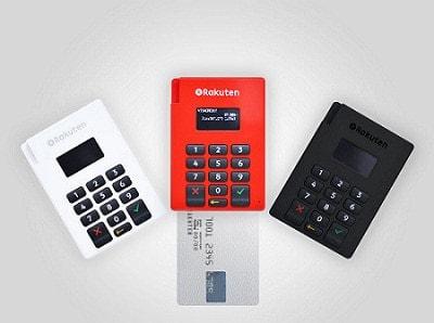 「楽天スマートペイ IC・磁気対応カードリーダー」販売開始、PIN 入力で本人確認