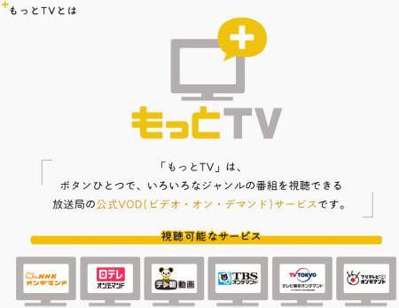 電通と民放が仕掛けたテレビのオンデマンドサービス、3年で終了