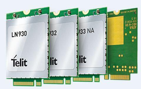 英テリットのデータカードがドコモ LTE 相互運用試験を完了