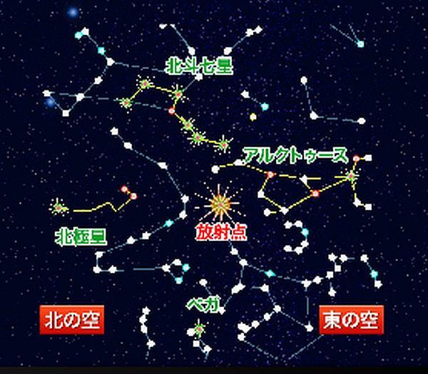 1月3日は「しぶんぎ座流星群」 ― ウェザーニューズが全国の天気傾向を発表