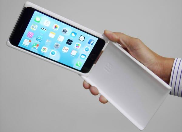 iPhone をヌンチャクのように振り回せる「Trick Cover」に iPhone 6/iPhone 6 Plus 用が登場