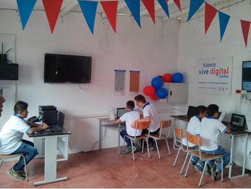 NEC、コロンビアの学校などに ICT 環境を構築--デジタルデバイド対策の一環