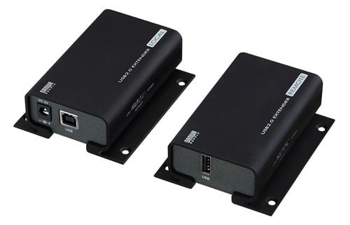 USB 2.0を最大 100m 延長できるエクステンダー USB-EXSET1