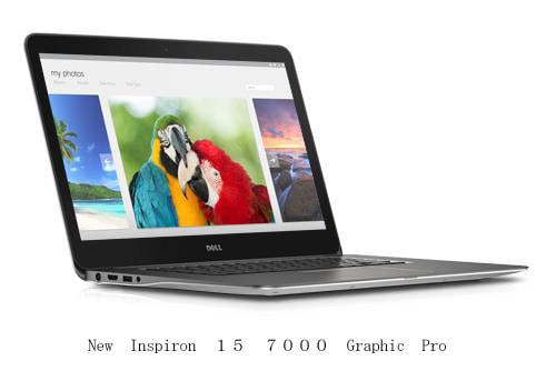 高精細の画像編集を快適に--デル、4K ディスプレイ搭載のノート PC を発売