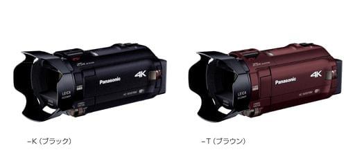 小型・軽量のデジタル4K ビデオカメラがパナソニックから--世界初、HDR 動画撮影にも対応