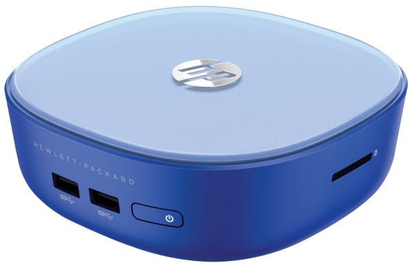 日本HP、設置面積が CD ケース並みの小型 PC「HP Stream Mini 200」発売